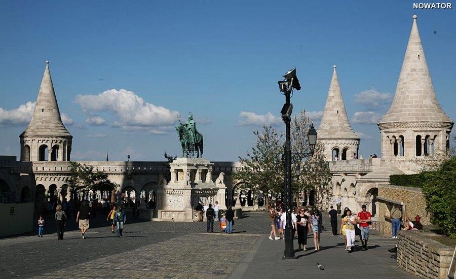 BUDAPESZT - 4 DNI